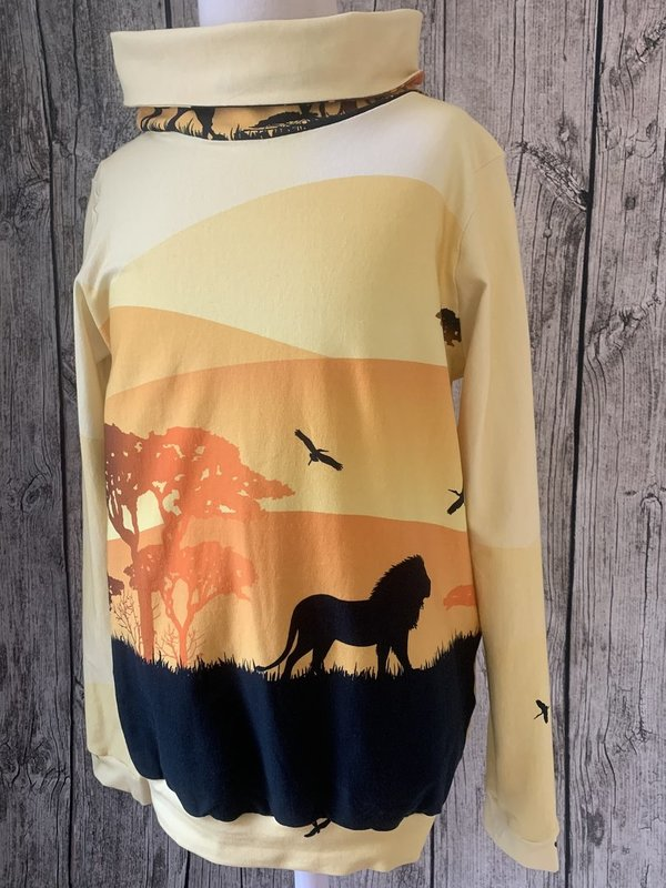 "Pullover ""Steppe"""
